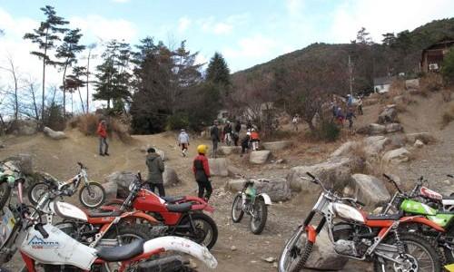 2008.12.14 – One Day Trial Riding School – 亀トラ