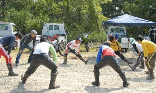 2009.08.30 – Twinshock motocross Riding school – 三木